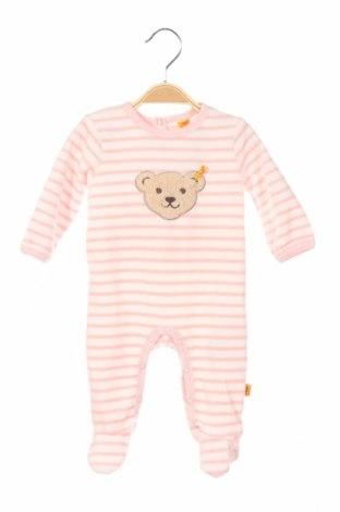 Detská kombinéza  Steiff, Veľkosť 6-9m/ 68-74 cm, Farba Biela, 80% bavlna, 20% polyester, Cena  9,07€