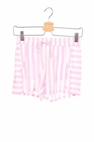 Pantaloni scurți de copii Esprit, Mărime 11-12y/ 152-158 cm, Culoare Roz, Viscoză, Preț 94,13 Lei