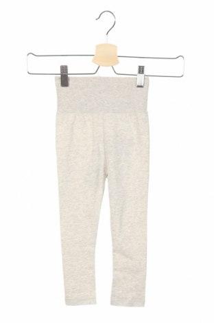 Detské legíny  Belly Button, Veľkosť 12-18m/ 80-86 cm, Farba Sivá, 95% bavlna, 5% elastan, Cena  9,07€