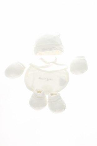 Detský komplet , Veľkosť 3-6m/ 62-68 cm, Farba Biela, Bavlna, Cena  11,06€