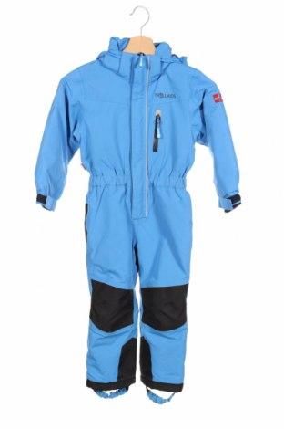 Детски космонавт Trollkids, Размер 4-5y/ 110-116 см, Цвят Син, Полиестер, Цена 73,92лв.