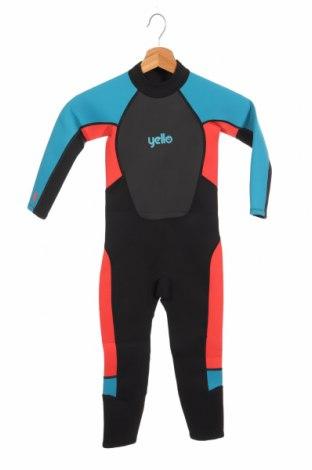 Costum pentru copii pentru sporturi nautice  ., Mărime 5-6y/ 116-122 cm, Culoare Multicolor, Poliester, neopren, Preț 149,68 Lei