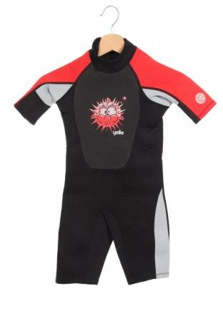 Costum pentru copii pentru sporturi nautice  ., Mărime 3-4y/ 104-110 cm, Culoare Negru, Poliester, neopren, Preț 130,74 Lei