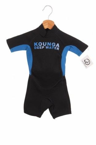 Παιδική στολή για θαλάσσια σπορ, Μέγεθος 4-5y/ 110-116 εκ., Χρώμα Μαύρο, Άλλα υλικά, Τιμή 19,56€