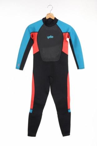 Costum pentru copii pentru sporturi nautice  ., Mărime 10-11y/ 146-152 cm, Culoare Multicolor, 90% neopren, 10% poliester, Preț 200,00 Lei