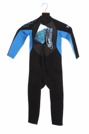 Costum pentru copii pentru sporturi nautice  . Turbo, Mărime 7-8y/ 128-134 cm, Culoare Negru, Preț 187,58 Lei