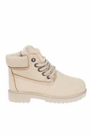 Детски обувки, Размер 29, Цвят Бежов, Еко кожа, Цена 50,37лв.