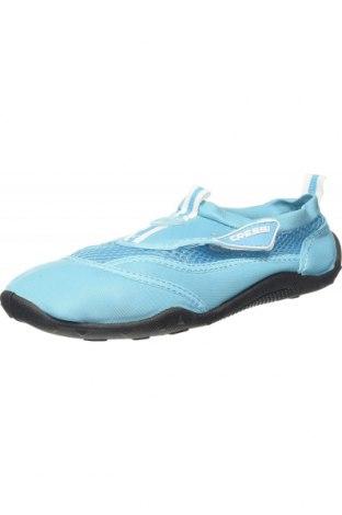 Детски обувки Cressi, Размер 24, Цвят Син, Текстил, Цена 3,19лв.