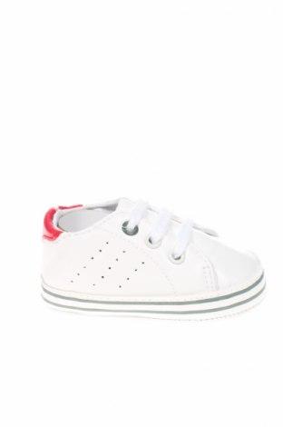 Detské topánky  Grain De Ble, Veľkosť 16, Farba Biela, Eko koža , Cena  14,47€