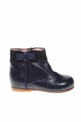 Detské topánky  Jacadi, Veľkosť 22, Farba Modrá, Pravá koža , Cena  29,32€
