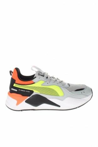Detské topánky  PUMA, Veľkosť 39, Farba Sivá, Textil, Eko koža , Cena  66,49€