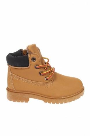 Детски обувки W.S Shoes, Размер 28, Цвят Кафяв, Еко кожа, Цена 30,66лв.