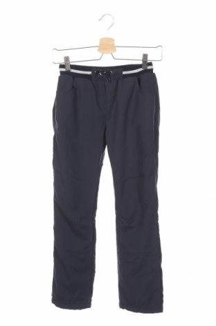 Pantaloni de copii Kanz, Mărime 9-10y/ 140-146 cm, Culoare Albastru, 45% poliester, 35% bumbac, 20% poliamidă, Preț 92,84 Lei