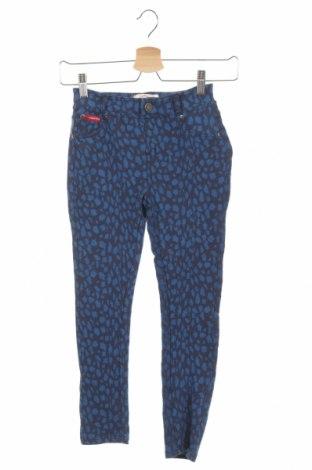 Pantaloni de copii Lee Cooper, Mărime 9-10y/ 140-146 cm, Culoare Albastru, 95% bumbac, 5% elastan, Preț 90,95 Lei