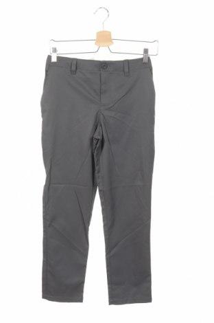 Detské nohavice  Under Armour, Veľkosť 11-12y/ 152-158 cm, Farba Sivá, Polyester, Cena  29,32€