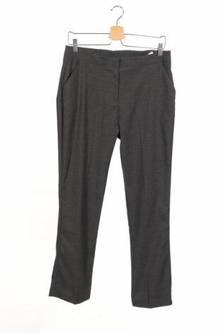 Pantaloni de copii V by Very, Mărime 12-13y/ 158-164 cm, Culoare Gri, 64% poliester, 34% viscoză, 2% elastan, Preț 90,95 Lei