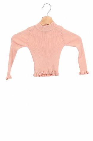 Детски пуловер Firetrap, Размер 18-24m/ 86-98 см, Цвят Розов, 65% вискоза, 35% полиамид, Цена 28,60лв.