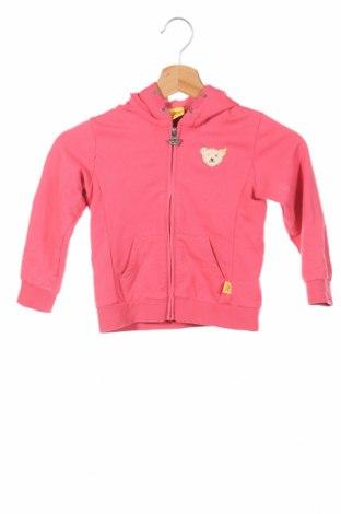 Detská mikina  Steiff, Veľkosť 18-24m/ 86-98 cm, Farba Ružová, Cena  14,10€