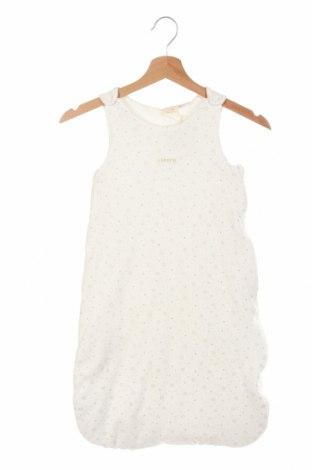 Детско чувалче Zara, Размер 9-12m/ 74-80 см, Цвят Бял, Памук, Цена 35,28лв.