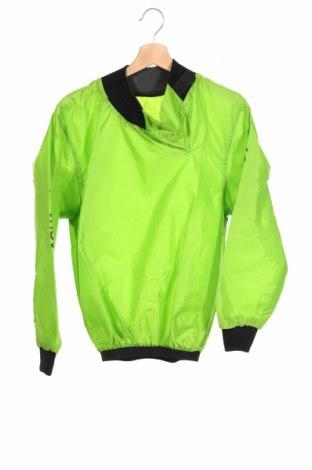 Παιδικό αθλητικό μπουφάν Aqua, Μέγεθος 9-10y/ 140-146 εκ., Χρώμα Πράσινο, Τιμή 18,14€