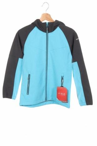 Παιδικό αθλητικό μπουφάν Icepeak, Μέγεθος 10-11y/ 146-152 εκ., Χρώμα Γκρί, Πολυεστέρας, Τιμή 42,27€