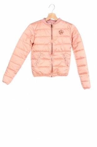 Детско яке Lulu Castagnette, Размер 11-12y/ 152-158 см, Цвят Розов, Полиестер, Цена 80,96лв.