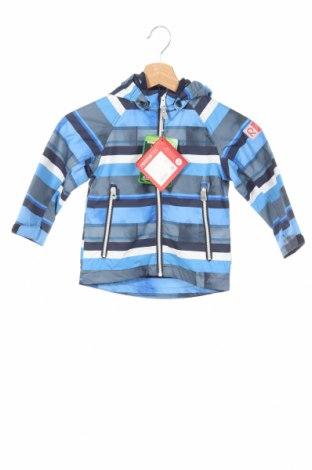 Детско яке Reima, Размер 18-24m/ 86-98 см, Цвят Син, Полиестер, Цена 96,75лв.