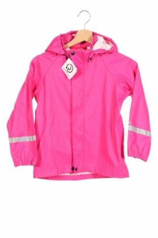Детско яке Reima, Размер 6-7y/ 122-128 см, Цвят Розов, 100% полиестер, Цена 89,00лв.
