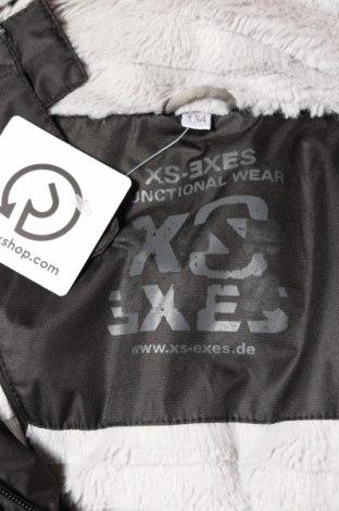 Детско яке Xs Exses, Размер 13-14y/ 164-168 см, Цвят Черен, 100% полиестер, Цена 98,56лв.