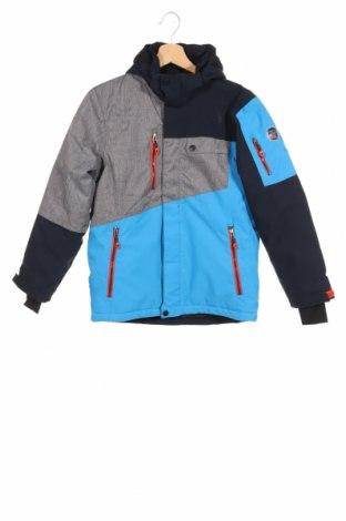 Детско яке за зимни спортове Killtec, Размер 11-12y/ 152-158 см, Цвят Син, 100% полиестер, Цена 109,12лв.
