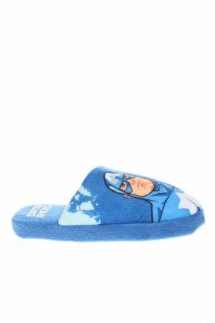 Slippers Marvel, Veľkosť 28, Farba Modrá, Textil, Cena  14,10€