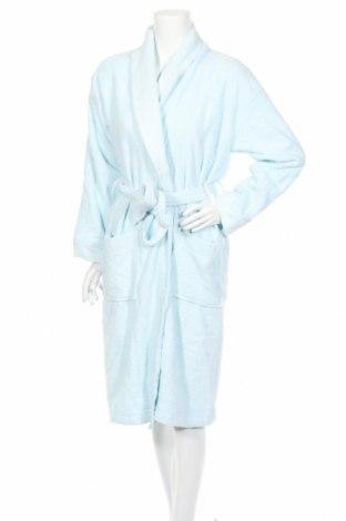 Koupací plášť, Rozměr M, Barva Modrá, 100% bavlna, Cena  501,00Kč