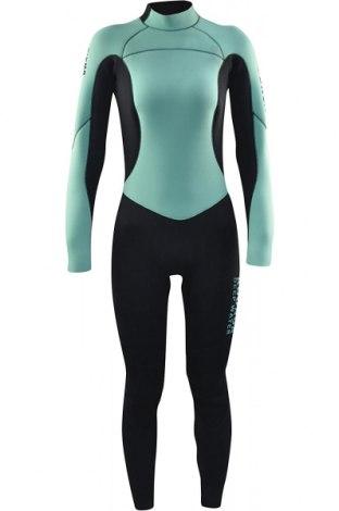 Κοστούμι για θαλάσσια σπορ, Μέγεθος S, Χρώμα Μαύρο, Πολυαμίδη, Τιμή 35,63€