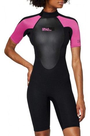 Κοστούμι για θαλάσσια σπορ Billabong, Μέγεθος S, Χρώμα Μαύρο, 80% πολυαμίδη, 20% ελαστάνη, Τιμή 54,88€