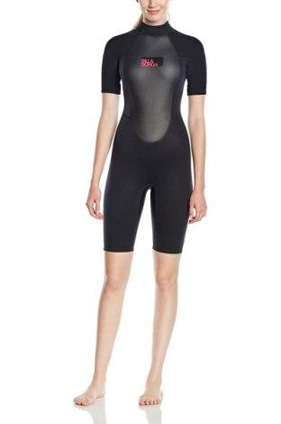 Κοστούμι για θαλάσσια σπορ Billabong, Μέγεθος XS, Χρώμα Μαύρο, 80% πολυαμίδη, 20% ελαστάνη, Τιμή 59,23€