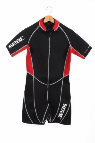 Костюм за водни спортове SEAC, Размер M, Цвят Черен, 90% неопрен, 10% полиестер, Цена 69,12лв.