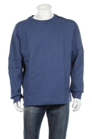 Мъжка блуза Adidas, Размер XL, Цвят Син, Цена 34,65лв.