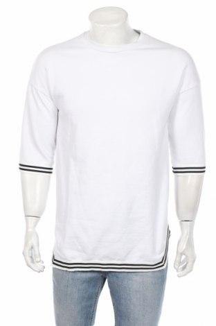 Pánske tričko  Boohoo, Veľkosť XS, Farba Biela, Bavlna, Cena  14,10€
