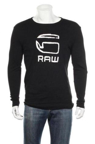 Pánske tričko  G-Star Raw, Veľkosť L, Farba Čierna, Bavlna, Cena  22,62€