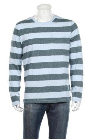 Ανδρική μπλούζα Gap, Μέγεθος L, Χρώμα Μπλέ, 60% βαμβάκι, 40% πολυεστέρας, Τιμή 11,46€
