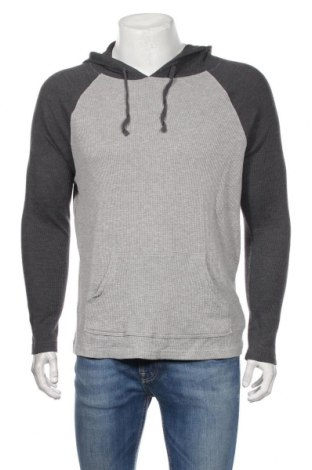 Bluză de bărbați Gap, Mărime M, Culoare Gri, 60% bumbac, 40% poliester, Preț 62,01 Lei