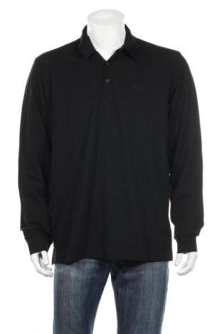 Bluză de bărbați Hugo Boss, Mărime XL, Culoare Negru, Bumbac, Preț 142,97 Lei