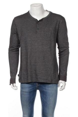 Ανδρική μπλούζα Levi's, Μέγεθος L, Χρώμα Γκρί, Βαμβάκι, Τιμή 17,19€