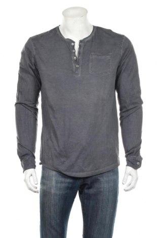 Ανδρική μπλούζα Scotch & Soda, Μέγεθος L, Χρώμα Γκρί, Βαμβάκι, Τιμή 17,19€