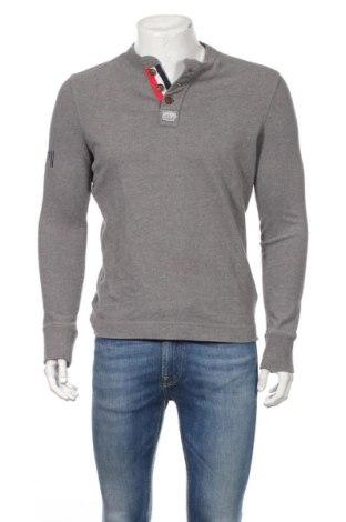 Pánske tričko  Superdry, Veľkosť M, Farba Sivá, Bavlna, Cena  20,47€