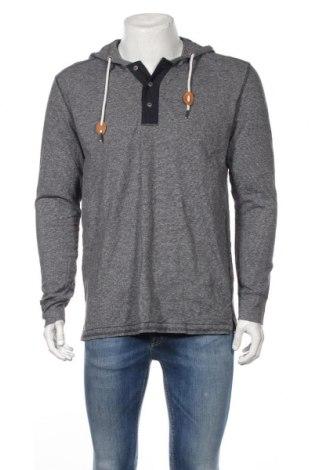 Ανδρική μπλούζα Tom Tailor, Μέγεθος XL, Χρώμα Μπλέ, 93% βαμβάκι, 7% βισκόζη, Τιμή 17,19€
