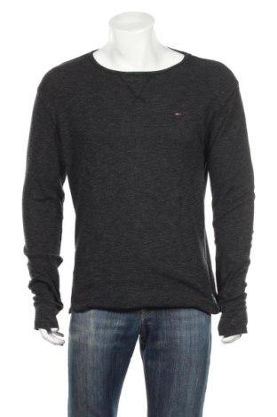 Pánske tričko  Tommy Hilfiger, Veľkosť M, Farba Sivá, Bavlna, Cena  21,00€