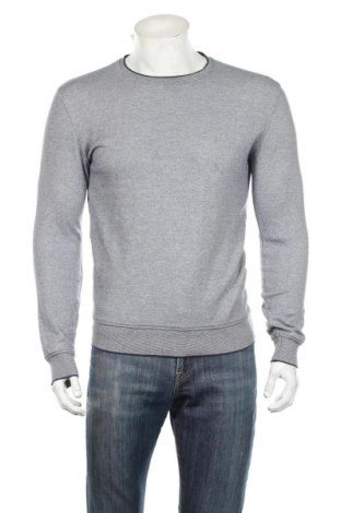 Ανδρική μπλούζα Zara Man, Μέγεθος M, Χρώμα Μπλέ, Βαμβάκι, Τιμή 11,46€