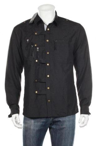 Pánska košeľa , Veľkosť L, Farba Čierna, Cena  13,34€