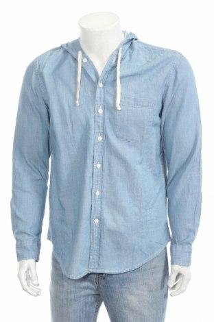 Pánska košeľa  American Eagle, Veľkosť M, Farba Modrá, Bavlna, Cena  24,45€